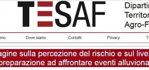 Consorzio di Bonifica Delta del Po Questionario-UPD-520x245 Rischio alluvionale: lo temete? Rispondete ad un questionario dell'Università di Padova