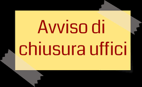Consorzio di Bonifica Delta del Po Chiusura-uffici Chiusura uffici