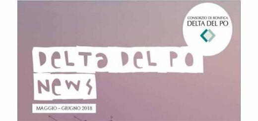 Consorzio di Bonifica Delta del Po Maggio_Giugno01-520x245 Delta del Po News – Maggio-Giugno 2018
