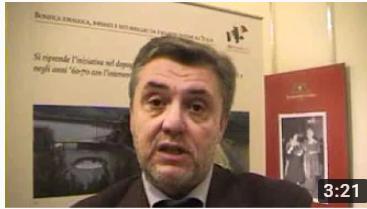 Consorzio di Bonifica Delta del Po Conf.-Org.-ANBI-2012-Giancarlo-Mantovani-direttore-CDB-Delta-del-Po-sulle-aree-vallivo-lagunari Video