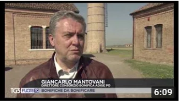 Consorzio di Bonifica Delta del Po I-Consorzi-di-bonifica-Veneti-Il-servizio-sul-TG3 Video