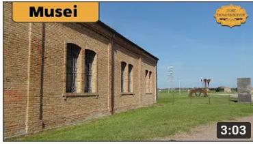 Consorzio di Bonifica Delta del Po Museo-della-Bonifica-Ca'-Vendramin-Taglio-di-Po-RO Video