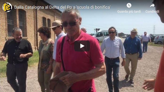 Consorzio di Bonifica Delta del Po A-scuola-di-bonifica-2017 Video