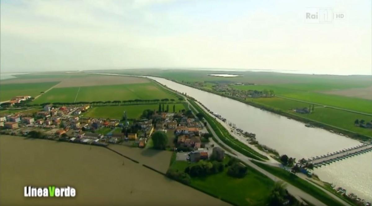 Consorzio di Bonifica Delta del Po Linea-verde-2017 Video