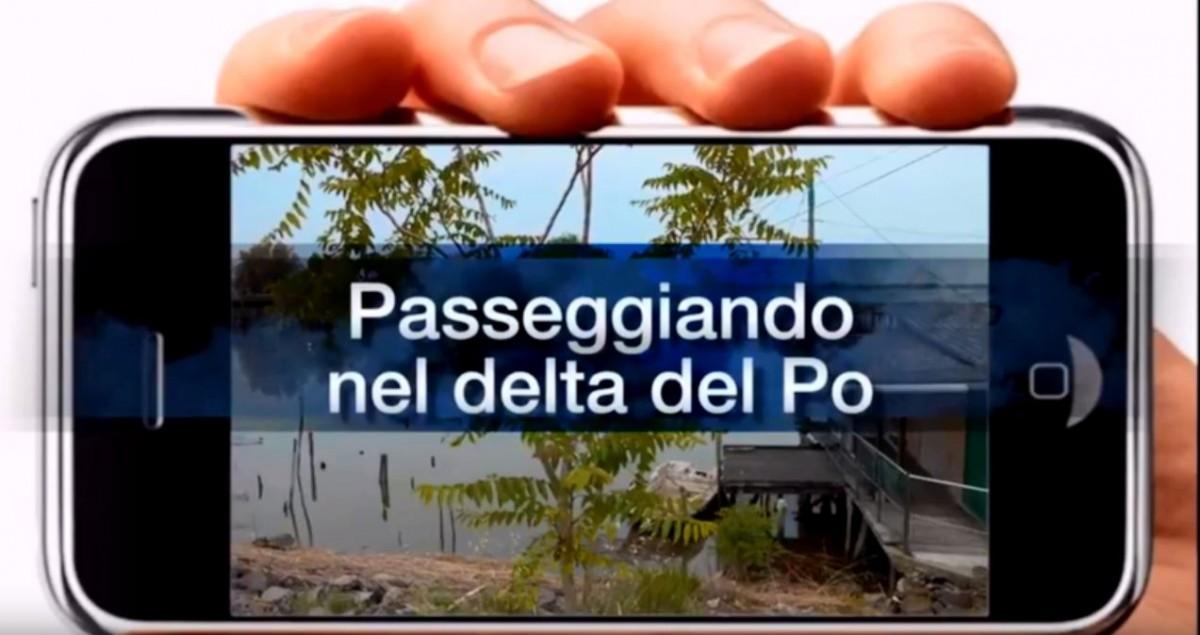 Consorzio di Bonifica Delta del Po Passeggiando-nel-delta-del-Po-2017 Video