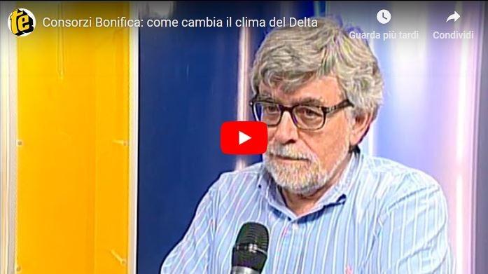 Consorzio di Bonifica Delta del Po Teleestense-2017 Video