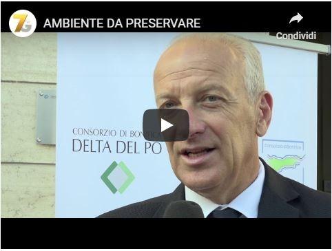 Consorzio di Bonifica Delta del Po 11_10_2019 Video